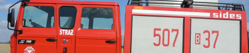 Odbiór Techniczny lekkiego wozu strażackiego Kliknięcie w obrazek spowoduje wyświetlenie jego powiększenia